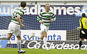 11/08/2007       Copyright Pic: James Stewart.File Name : sct_jspa10_falkirk_v_celtic.KENNY MILLER CELEBRATES AFTER HE SCORES CELTIC'S SECOND....James Stewart Photo Agency 19 Carronlea Drive, Falkirk. FK2 8DN      Vat Reg No. 607 6932 25.Office     : +44 (0)1324 570906     .Mobile   : +44 (0)7721 416997.Fax         : +44 (0)1324 570906.E-mail  :  jim@jspa.co.uk.If you require further information then contact Jim Stewart on any of the numbers above........