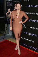 """LOS ANGELES - APR 3:  Marianna Palka at the """"The Chaperone"""" Los Angeles Premiere at the Linwood Dunn Theater on April 3, 2019 in Los Angeles, CA"""