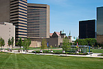 The Columbus Commons | Architects: Moody Nolan Landscape Architects: Edge Group