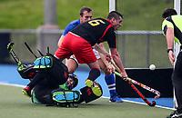 170805 Auckland Intercity Men's Hockey - University v Southern