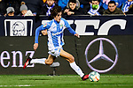 Bryan Gil of CD Leganes during La Liga match between CD Leganes and Deportivo Alaves at Butarque Stadium in Leganes, Spain. February 29, 2020. (ALTERPHOTOS/A. Perez Meca)