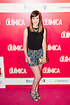 "Natalia de Molina attends the premiere of the film ""Solo Química"" at Palafox Cinema in Madrid, Spain. July 14, 2015.<br />  (ALTERPHOTOS/BorjaB.Hojas)"
