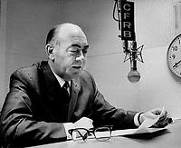 Radio Journalist Dennett, Jack
