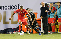 CHICAGO, ILLINOIS - JULY 07: Reggie Cannon #14 during the 2019 CONCACAF Gold Cup Final match between the United States and Mexico at Soldier Field on July 07, 2019 in Chicago, Illinois.