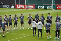 Ansprache Bundestrainer Joachim Loew (Deutschland Germany) - Seefeld 05.06.2021: Trainingslager der Deutschen Nationalmannschaft zur EM-Vorbereitung