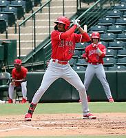 Werner Blakely - 2021 Arizona League Angels (Bill Mitchell)