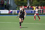 Glasgow 2014 Commonwealth Games<br /> Wales v England<br /> Phoebe Richards.<br /> Glasgow National Hockey Centre<br /> <br /> 24.07.14<br /> ©Steve Pope-SPORTINGWALES