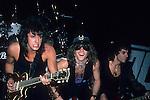 BON JOVI at Madison Square Garden, NY 1985 with Richie Sambora & Alec Jon Such