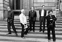 Theatre Directors Robert Wilson, Peter Stein and Robert Lepage at The Edinburgh International Festival 1993. CREDIT Geraint Lewis