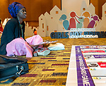 26 June, 2018, Kuala Lumpur, Malaysia : The second day at the Girls Not Brides Global Meeting 2018 at the Kuala Lumpur Convention Centre. Picture by Graham Crouch/Girls Not Brides