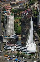 aerial photograph Panama City, Republic of Panama | fotografía aérea Panamá