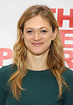 """Marin Ireland attends the first day of rehearsal for the New Group's production of """"Happy Talk"""" at The New 42nd Street Studios on April 1, 2019 in New York City."""