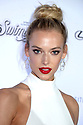 Hannah Ferguson attends Sports Illustrated Swimsuit 2017 Launch Event at Center415 Event Space on February 16, 2017 in New York City.