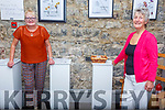 """The First Pegeen: Attending the Bewley Theatre's performance of """"The First Pegeen"""" at St. John's Arts Theatre, Listowel on Friday nigh last were Pauline Galvin & Kate Fitzmaurice, Listowel,"""