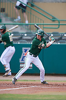 USF Bulls center fielder Kyle Phillips (1) at bat during a game against the Dartmouth Big Green on March 17, 2019 at USF Baseball Stadium in Tampa, Florida.  USF defeated Dartmouth 4-1.  (Mike Janes/Four Seam Images)