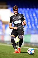 13th September 2020; Portman Road, Ipswich, Suffolk, England, English League One Footballl, Ipswich Town versus Wigan Athletic; Tom Pearce of Wigan Athletic plays the ball through midfield