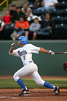 March 19, 2010: Tyler Rahmatulla (5) of UCLA during game against Oral Roberts at UCLA in Los Angeles,CA.  Photo by Larry Goren/Four Seam Images