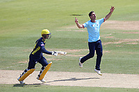 Ryan ten Doeschate of Essex during Hampshire Hawks vs Essex Eagles, Royal London One-Day Cup Cricket at The Ageas Bowl on 22nd July 2021
