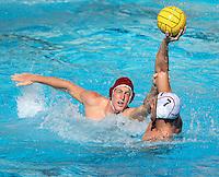 Stanford, CA; Sunday October 27, 2013: Men's Water Polo, Stanford vs Pepperdine.