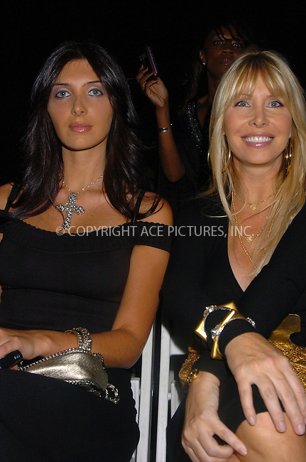 WWW.ACEPIXS.COM . . . . .  ....September 8, 2007. New York City.....Brittny Gastineau and Lisa Gastineau attend the Baby Phat/KLS Spring 2008 fashion show held at the Roseland Ballroom in New York City.......Please byline: AJ Sokalner - ACEPIXS.COM.... *** ***..Ace Pictures, Inc:  ..Philip Vaughan (646) 769 0430..e-mail: info@acepixs.com..web: http://www.acepixs.com