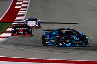 IMSA Continental Tire SportsCar Challenge<br /> Advance Auto Parts SportsCar Showdown<br /> Circuit of The Americas, Austin, TX USA<br /> Friday 5 May 2017<br /> 76, McLaren, McLaren GT4, GS, Matt Plumb, Paul Holton<br /> World Copyright: Jake Galstad<br /> LAT Images