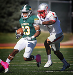 Western State Colorado at Black Hills State Football