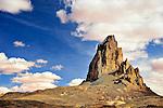 Agathla Peak just south of Monument Valley near Kayenta, AZ
