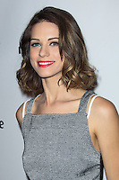 WEST HOLLYWOOD, CA, USA - APRIL 08: Lyndsy Fonseca at the Marie Claire Fresh Faces Party Celebrating May Cover Stars held at Soho House on April 8, 2014 in West Hollywood, California, United States. (Photo by Celebrity Monitor)