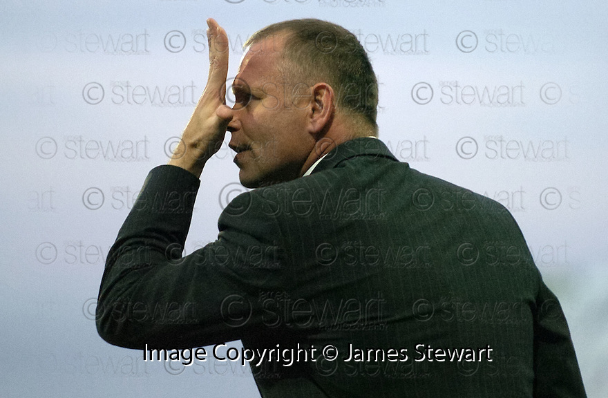 03/11/2007       Copyright Pic: James Stewart.File Name : sct_jspa18_falkirk_v_gretna.FALKIRK MANAGER JOHN HUGHES .... SORRY DON'T WHAT HE'S DOING.....James Stewart Photo Agency 19 Carronlea Drive, Falkirk. FK2 8DN      Vat Reg No. 607 6932 25.Office     : +44 (0)1324 570906     .Mobile   : +44 (0)7721 416997.Fax         : +44 (0)1324 570906.E-mail  :  jim@jspa.co.uk.If you require further information then contact Jim Stewart on any of the numbers above........