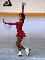 Kathryn Osterberg Canada 1980. Photo copyright Scott Grant