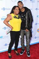NEW YORK CITY, NY, USA - SEPTEMBER 23: Sherri Shepherd, Marlon Wayans arrive at the NYTough Comedy Showcase held at Caroline's On Broadway on September 23, 2014 in New York City, New York, United States. (Photo by Jeffery Duran/Celebrity Monitor)