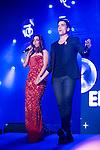 "Ruth Lorenzo and Xuso Jones attends the ""POR ELLAS"" Concert of Cadena 100 at Barclaycard Center in Madrid, Spain. November 7, 2014. (ALTERPHOTOS/Carlos Dafonte)"
