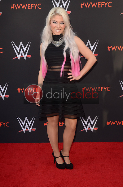 Alexa Bliss<br /> at the WWE EMMY For Your Consideration Event, Saban Media Center, North Hollywood, CA 06-06-18<br /> David Edwards/Dailyceleb.com 818-249-4998