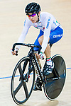 Giorgia Bronzini of Italy competes in the Women's Points Race 25 km Final during the 2017 UCI Track Cycling World Championships on 16 April 2017, in Hong Kong Velodrome, Hong Kong, China. Photo by Marcio Rodrigo Machado / Power Sport Images