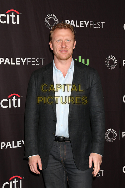 LOS ANGELES, CA - MARCH 19: Kevin McKidd at the 34th Annual PaleyFest presentation of Grey's Anatomy at the Dolby Theater in Los Angeles, California on March 19, 2017. <br /> CAP/MPI/DE<br /> ©DE/MPI/Capital Pictures