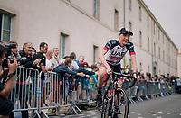 Daniel Martin (IRE/UAE) at the Team presentation in La Roche-sur-Yon<br /> <br /> Le Grand Départ 2018<br /> 105th Tour de France 2018<br /> ©kramon