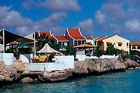Diving resort Captain Don´s Habitat, Netherland Antilles, Bonaire, Caribbean Sea, Atlantic