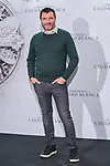 Actor Alex Brendmühl attends the photocall of presentation of film 'El Silencio de la Ciudad Blanca' in Madrid. October 23, 2019 (Alterphotos/ Francis Gonzalez)