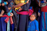 Images from the Book Journey Through Colour and Time. Northern Thailand Muang Hill Tribes