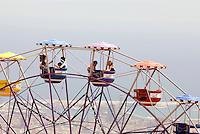 Spanien, Barcelona, Vergnügungspark auf dem Tibidabo