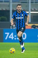 inter-juventus - Milano 2 febbraio 2021 - semifinale coppa italia - nella foto: de vrij