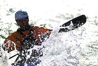 White Water Kayaking, Snake River, WY