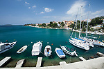 Zaboric, Dalmatien, Kroatien