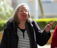 2017 03 30 Teacher Regina Hungerford banned from teaching for four months, Cardiff, UK
