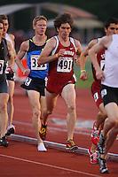 4 May 2008: Stanford Cardinal Garrett Heath during Stanford's Payton Jordan Cardinal Invitational at Cobb Track & Angell Field in Stanford, CA.