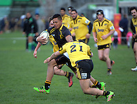 160827 Under-19 Rugby - Wellington v Hurricanes Barbarians