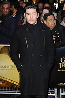 """Daniel Portman<br /> at the """"Game of Thrones Hardhome"""" gala screening, Empire, Leicester Square London<br /> <br /> <br /> ©Ash Knotek  D3098 12/03/2016"""