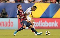 Philadelphia, PA - Wednesday July 19, 2017: Clint Dempsey during a 2017 Gold Cup match between the men's national teams of the United States (USA) and El Salvador (SLV) at Lincoln Financial Field.