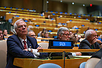 General Assembly Seventy-fourth session: Opening of the general debate<br /> PM<br /> 4th Plenary Meeting <br /> SPAIN