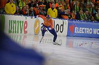 SPEEDSKATING: HEERENVEEN: 11-01-2020, IJsstadion Thialf, European Championship distances, 500m Men, Dai Dai Ntab (NED), ©foto Martin de Jong